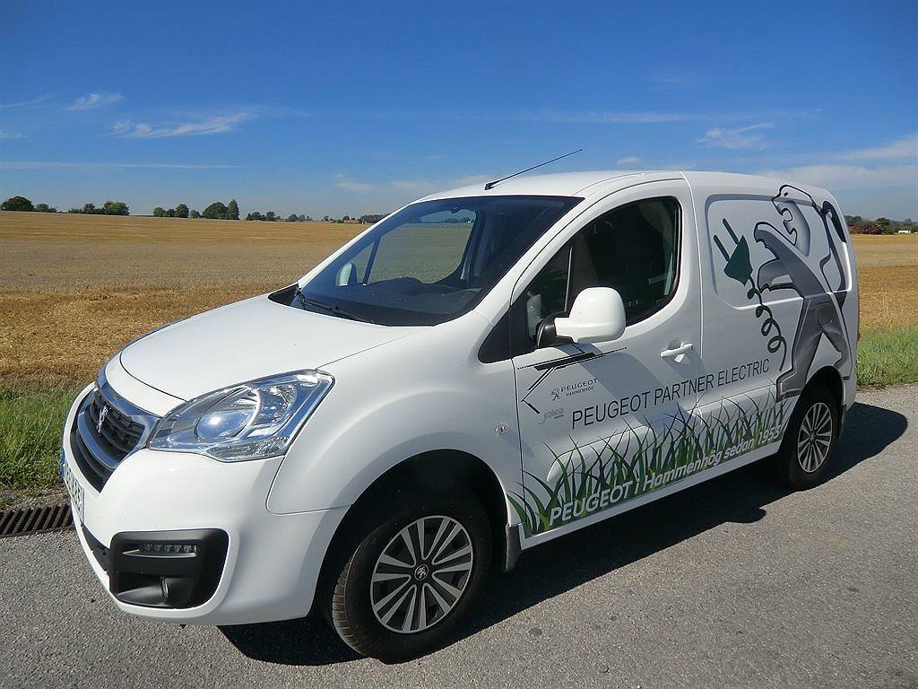 Peugeot Partner Pro+ Electric 100% EL