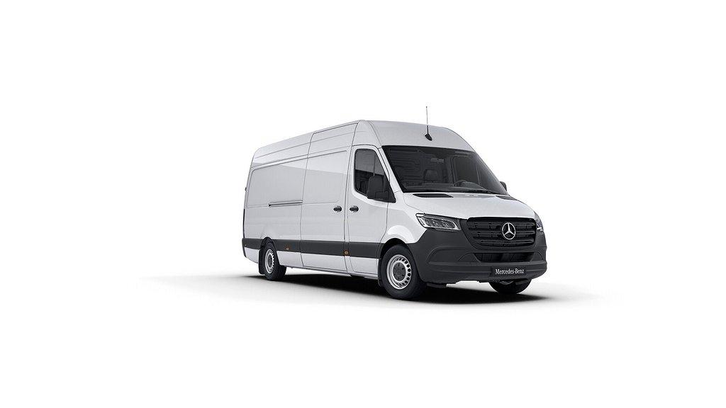 Mercedes-Benz Sprinter 316 CDI 14 Kubik 7G-Tronic Plus 163hk
