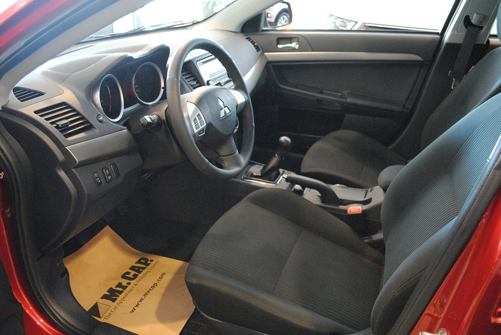 Mitsubishi Lancer SportBack 1.6 117hk ClearTec