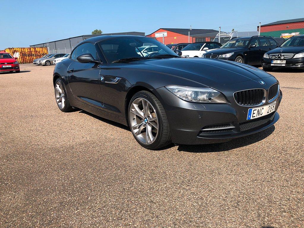 BMW Z4 sDrive20i Euro 6 184hk