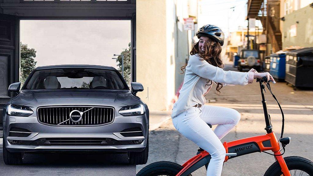 Fler svenska bilägare kan tänka sig att byta sin bil mot en elcykel.