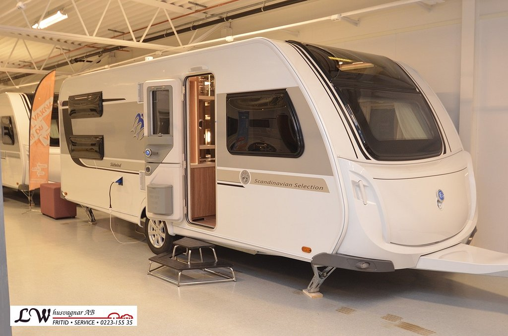Knaus Sudwind Scandinavian Selection 590 UK
