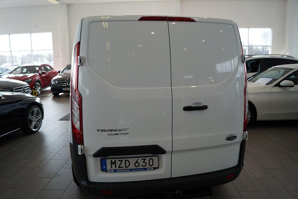 Ford Custom L1 270 Skåp 2.2TDCi 100hk Ambiente/Drag/P-värmare