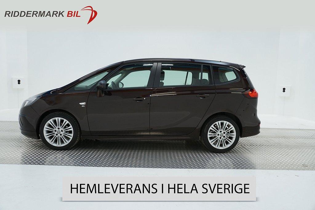 Opel Zafira 1.4T ECOTEC (140hk)