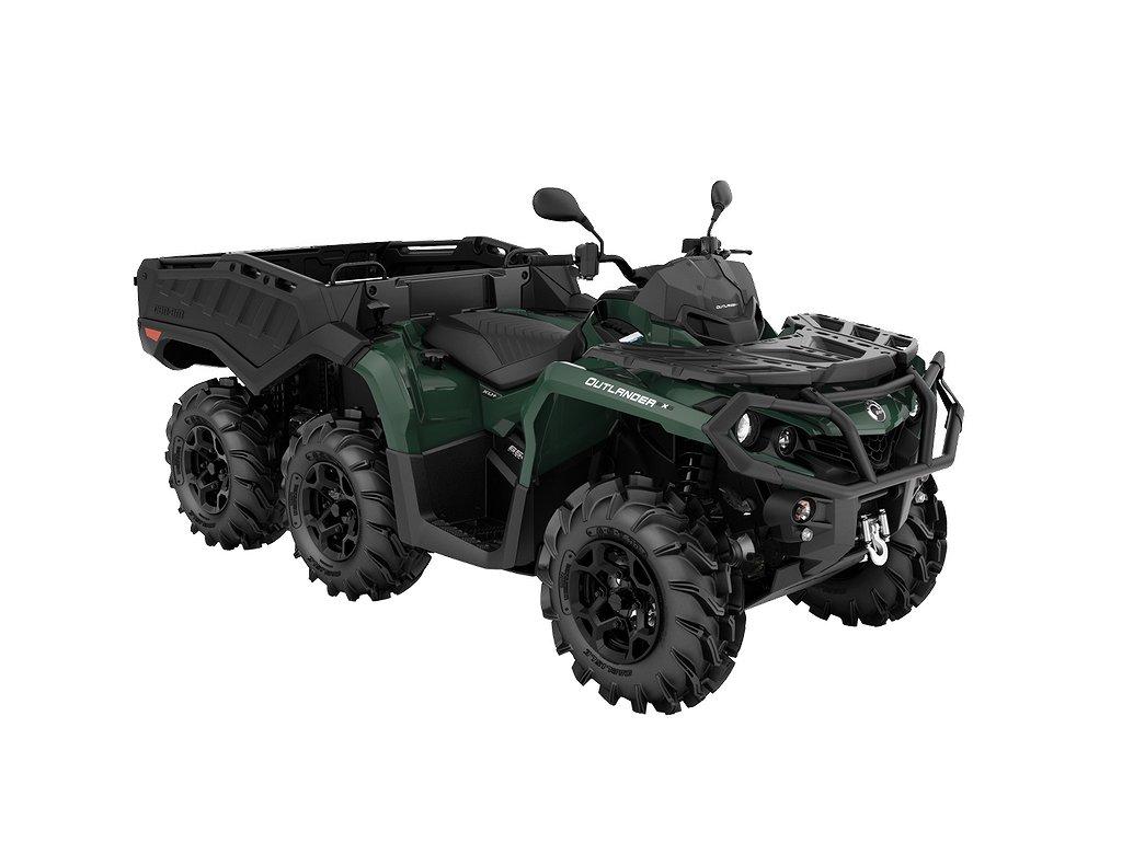Can-Am Outlander 6*6 650 XU T Sidewall Traktor
