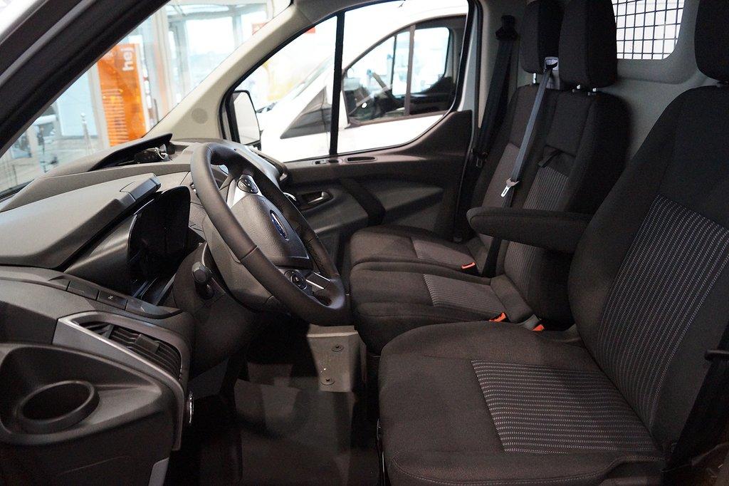 Ford Custom L1 2.0 TDCi 105hk Trend Skåp/Dubbla skjutdörrar
