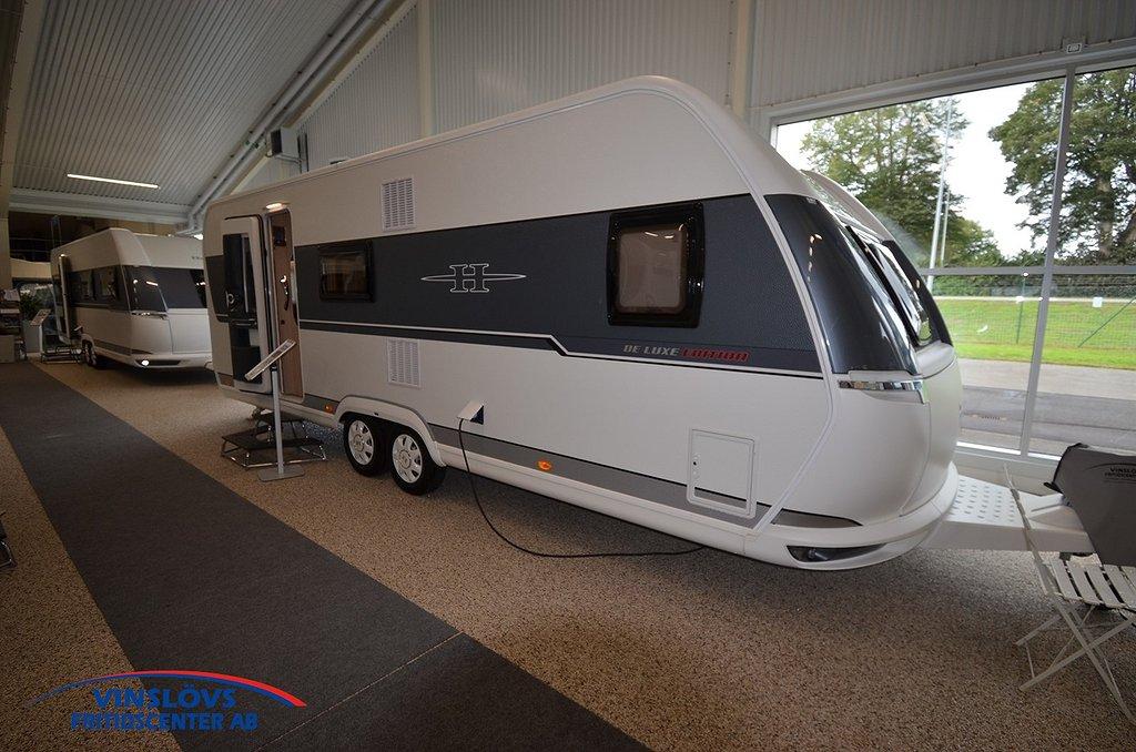 Hobby 650 KMFe De Luxe Edition