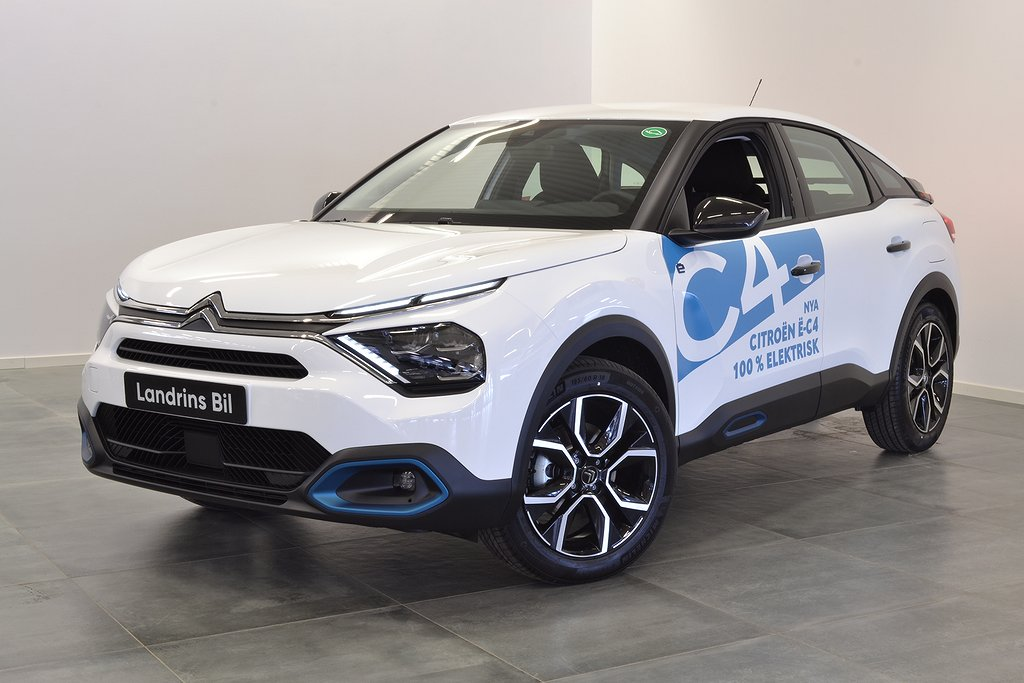 Citroën C4 ë-C4 FEEL ELECTRIC 100kW Ink Service