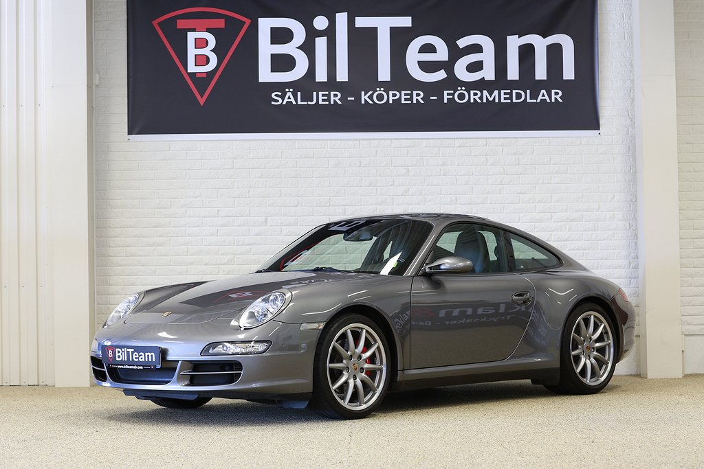 Porsche 911 Carrera 4S Sport Chrono 355hk *UNIK*