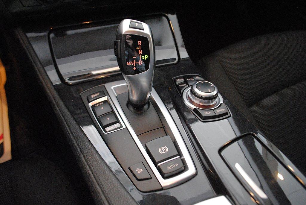 BMW 530 d xDrive Touring 258hk Aut Advantage *El-drag*