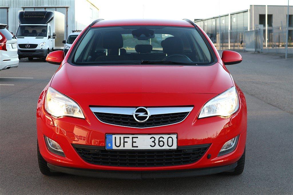 Opel Astra 2.0 CDTI Automat 160hk Sports Tourer