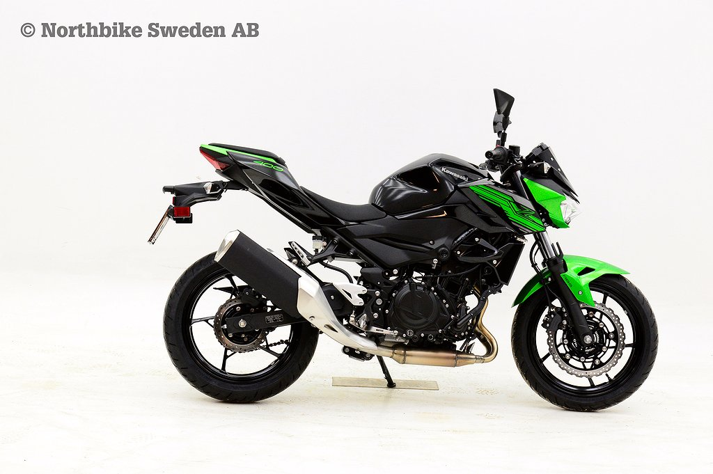 Kawasaki Z400 Kampanj 1,45% ränta!