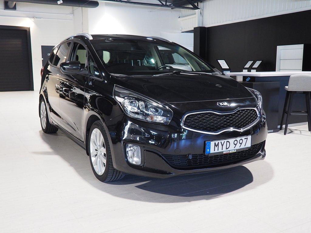 Kia Carens 1.7 CRDi Auto 7-sits Drag Motorvär 2016