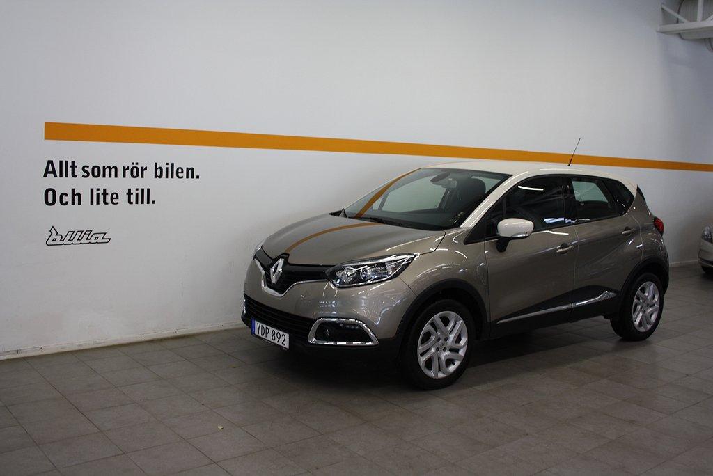 Renault Captur Energy TCe 90 Dynamique 5-d