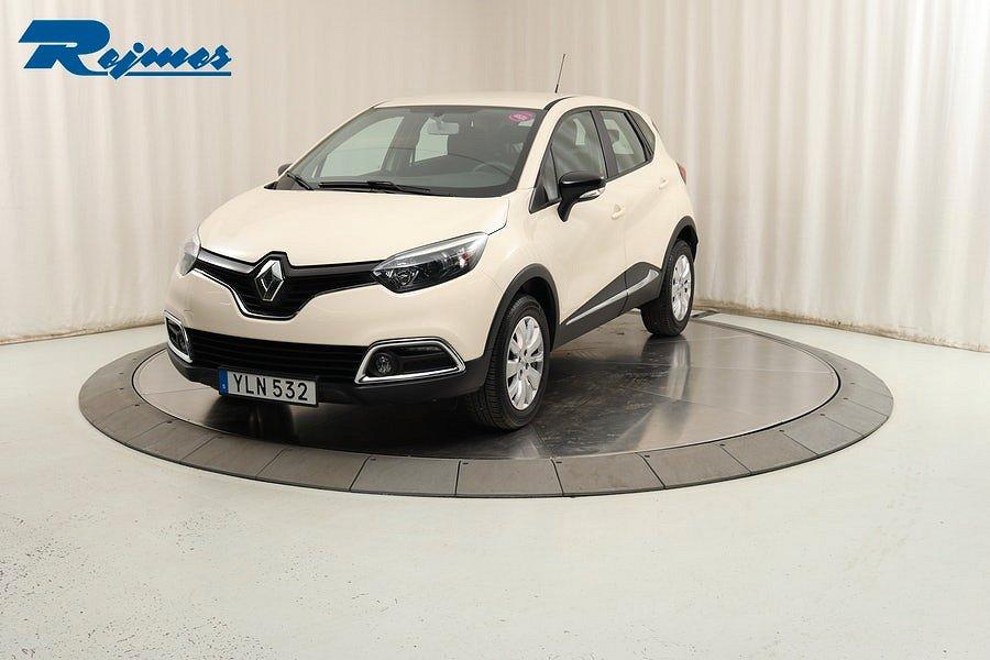Renault Captur Energy TCe 90 Expression 5-d