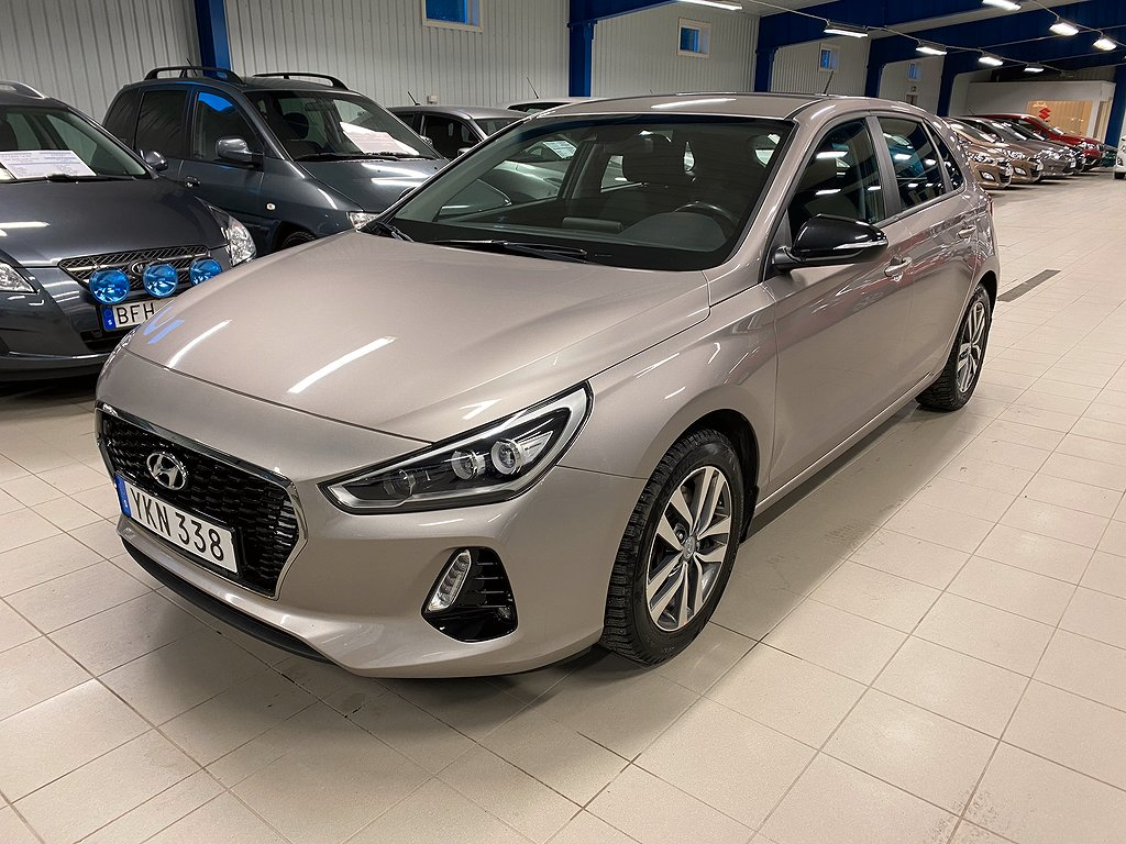Hyundai i30 1.0 T-GDI Launch Edition