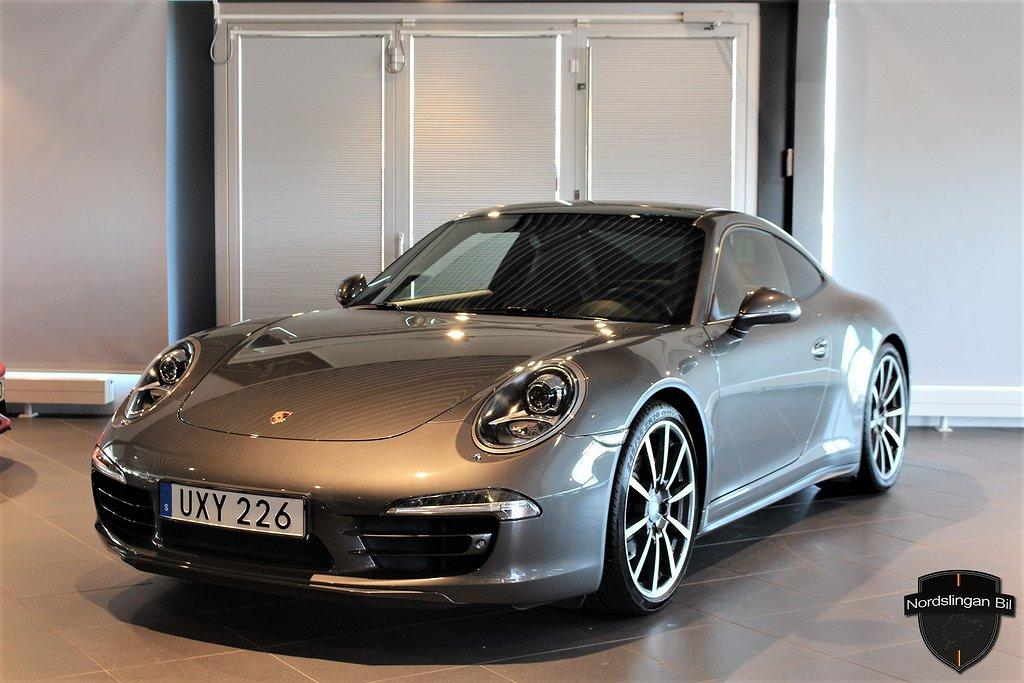 Porsche 911 991 Carrera 4S Sportavg / BOSE / Glaslucka