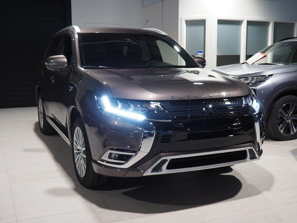 Mitsubishi Outlander PHEV Business X 4WD NY Vinterhjul ingår 2020