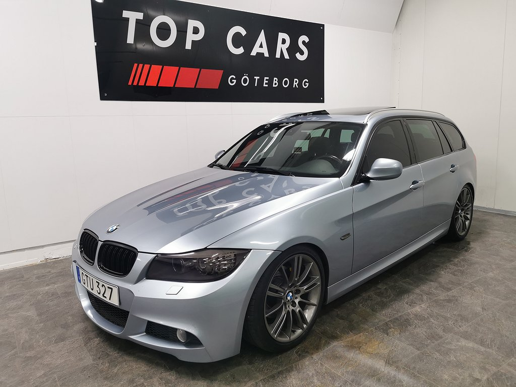 BMW 320 d Touring*Pano*M-sport*Sports Edition