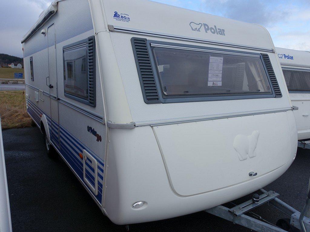 Polar 590 CTH