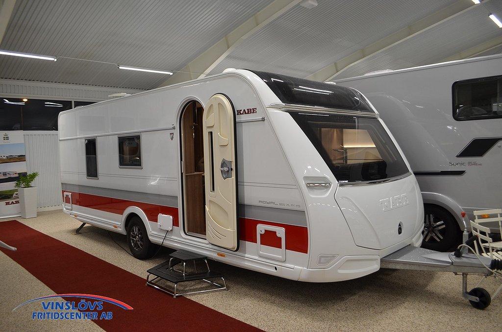 Kabe Royal 600 XL FK