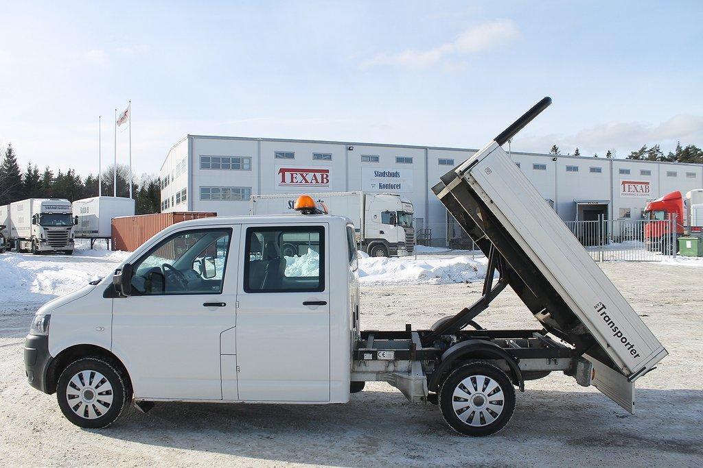 Volkswagen Transporter 2,0TDI TippFlak*