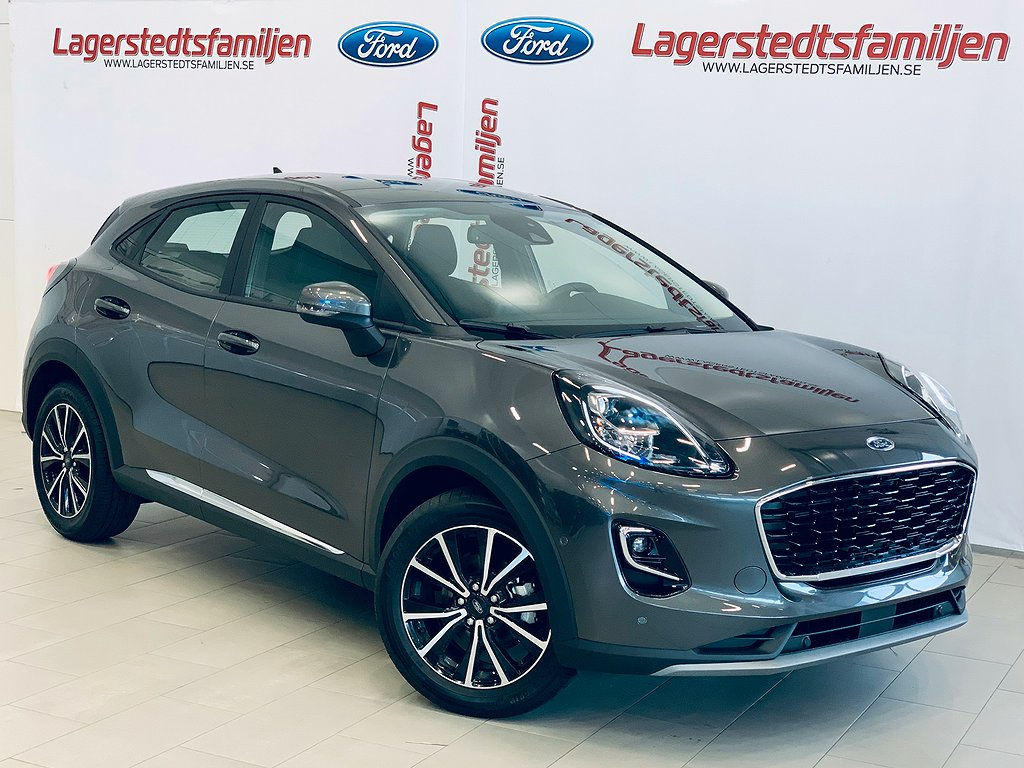 Ford Puma 1.0 EcoBoost DCT Euro 6 125hk