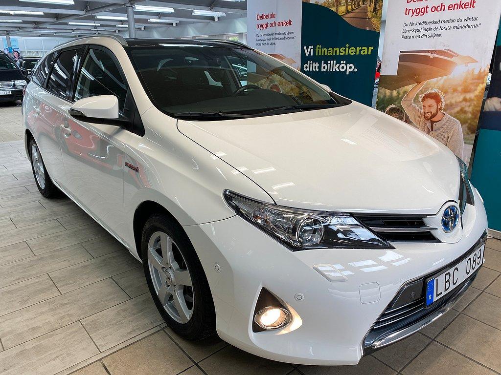 Toyota Auris Touring Hybrid 1.8 (136hk)*Panora*1,99%*
