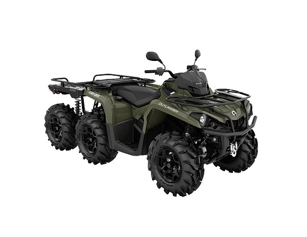 Can-Am OUTLANDER 450 XU 6X6