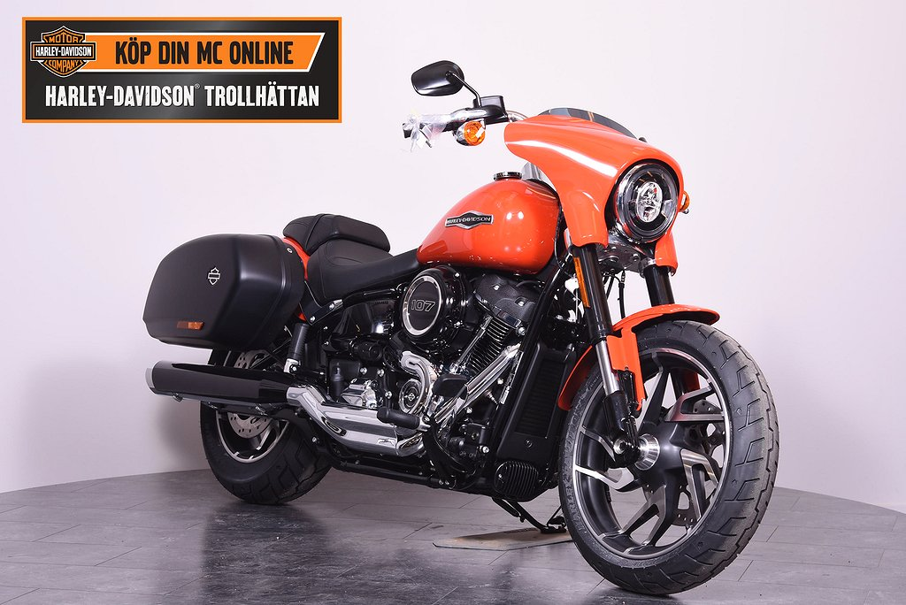 Harley-Davidson SPORTGLIDE 5ÅRS GARANTI