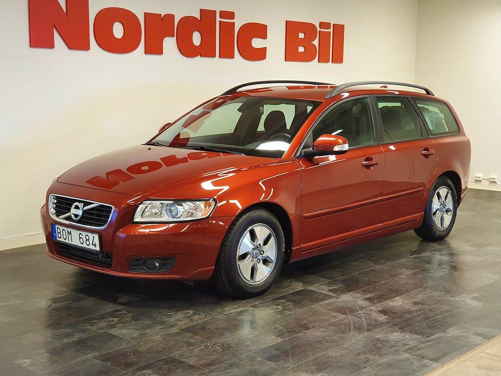 Volvo V50 D2 Momentum 115hk