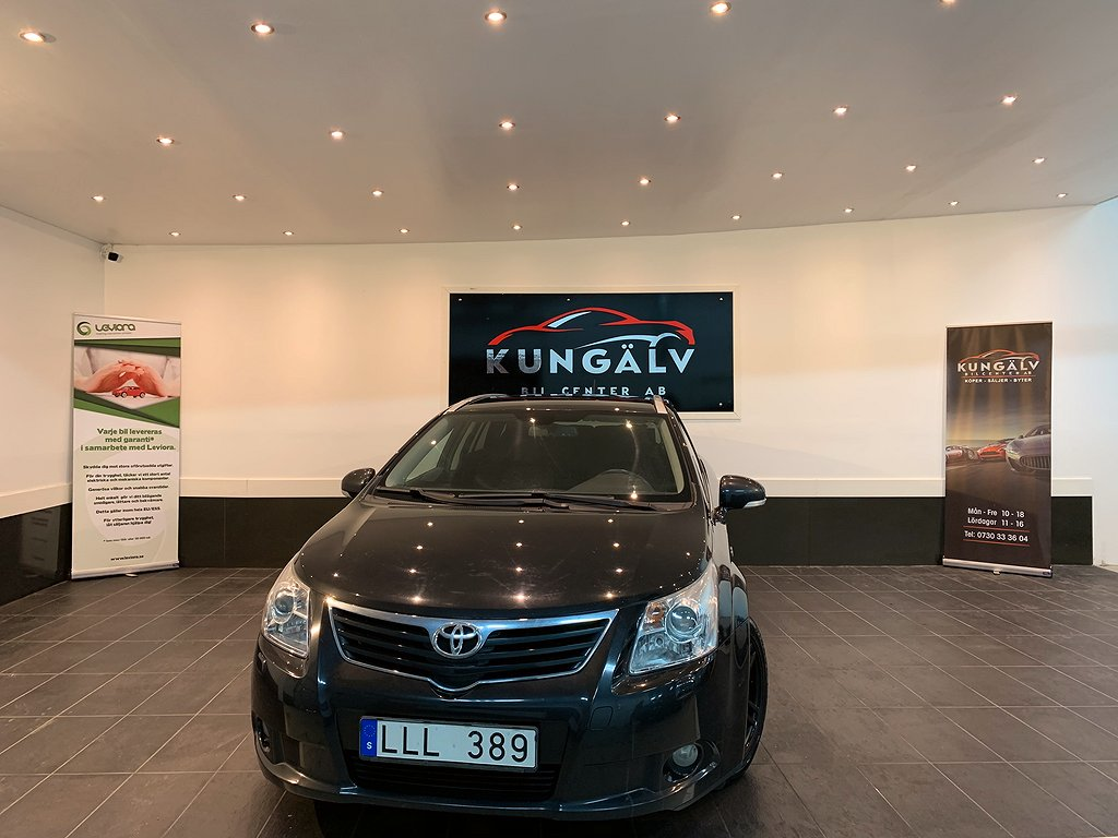 Toyota Avensis 2.2D*AUTO*NYBES*NYSERVAD*DRAG