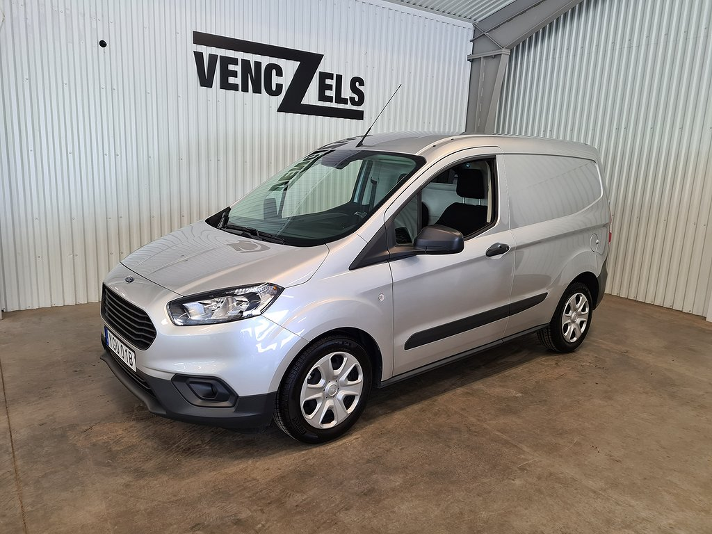 Ford Transit Courier 1.0 EcoBoost Euro 6 100hk 350 mil