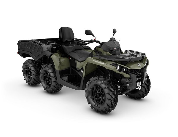 Can-Am Outlander 650 MAX PRO 6x6 T3B