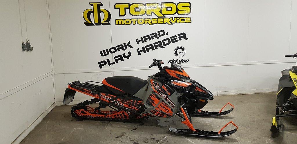 "Yamaha Sidewinder BTX SE 153"""