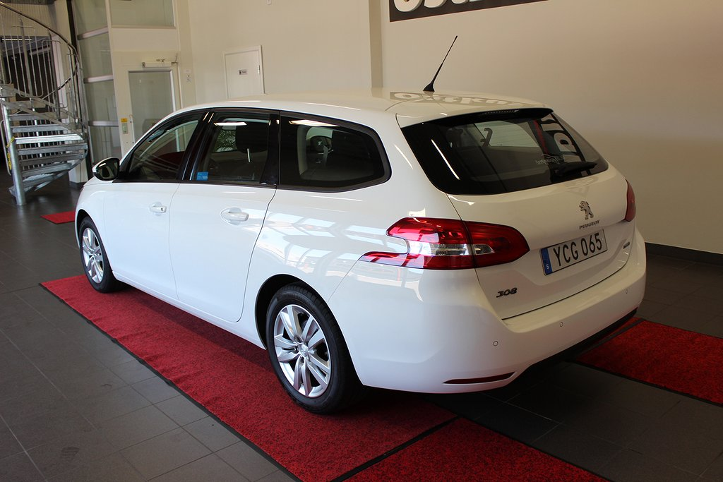 Peugeot 308, SW 1.6 BlueHDi Active Euro 6 99hk