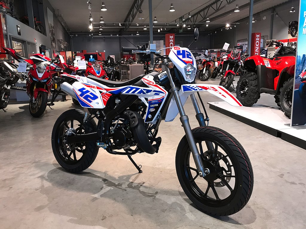 Rieju MRT SM 50 Blue 42 2020