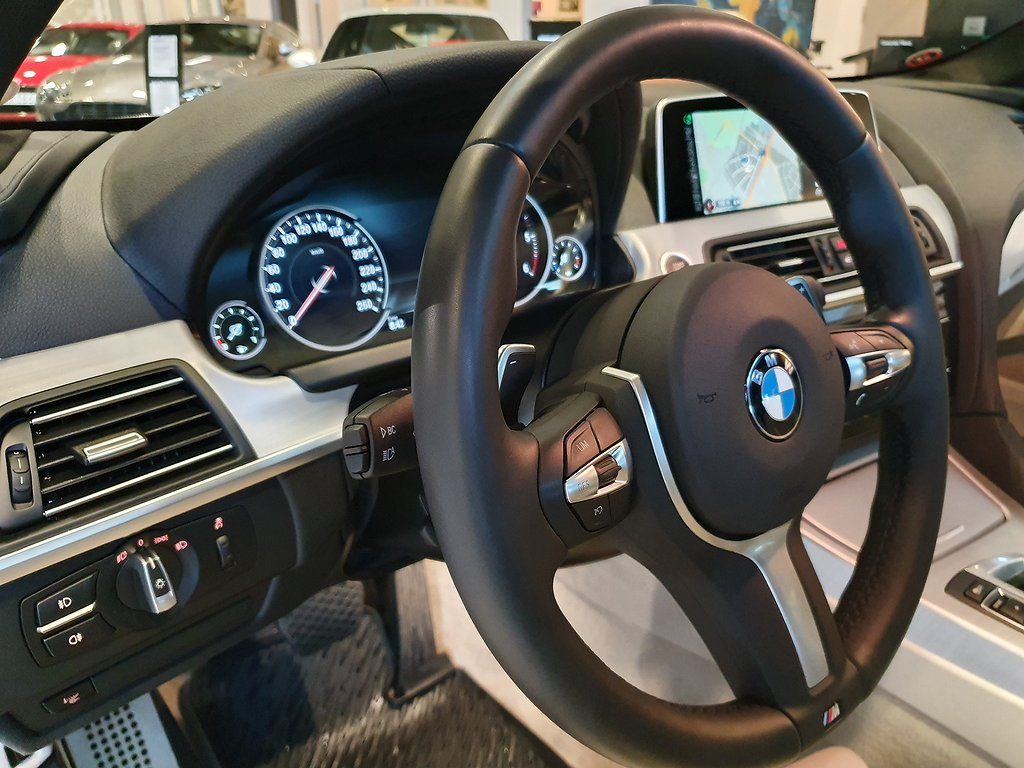 BMW 640 d xDrive Gran Coupé M Sport 313hk
