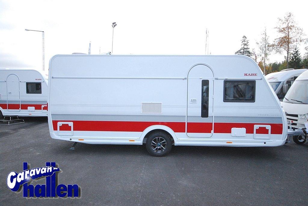 Kabe Royal 520 XL K/S Dubbelbädd HANINGE