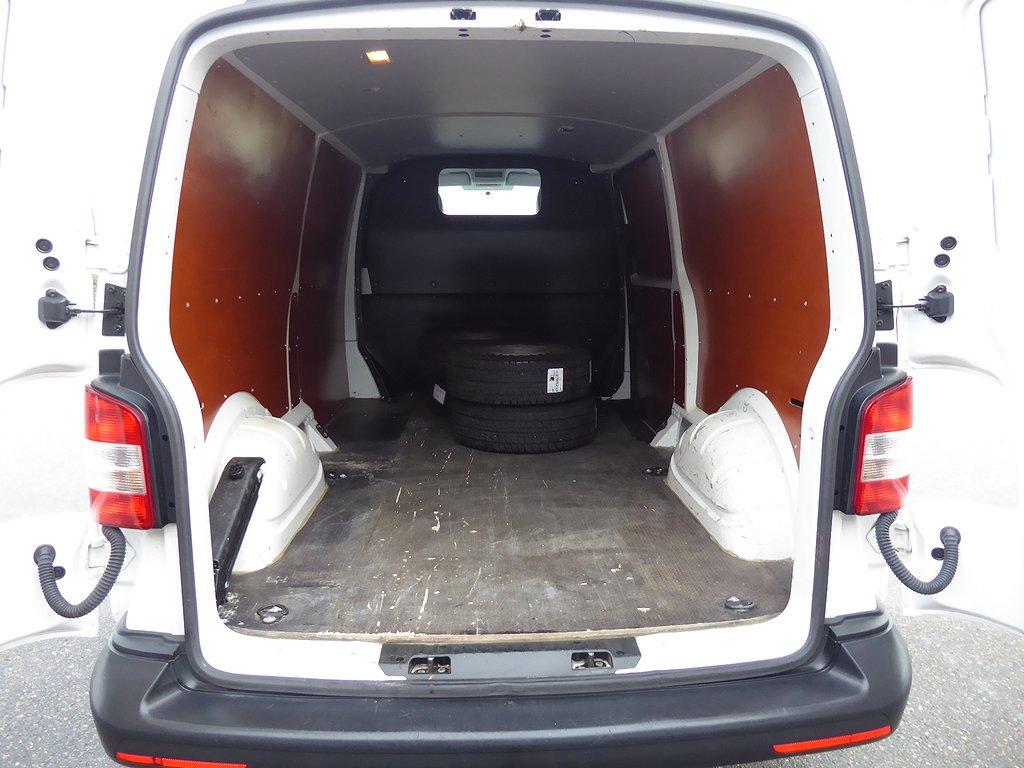 Volkswagen Transporter Lång 140 hk Nyservad