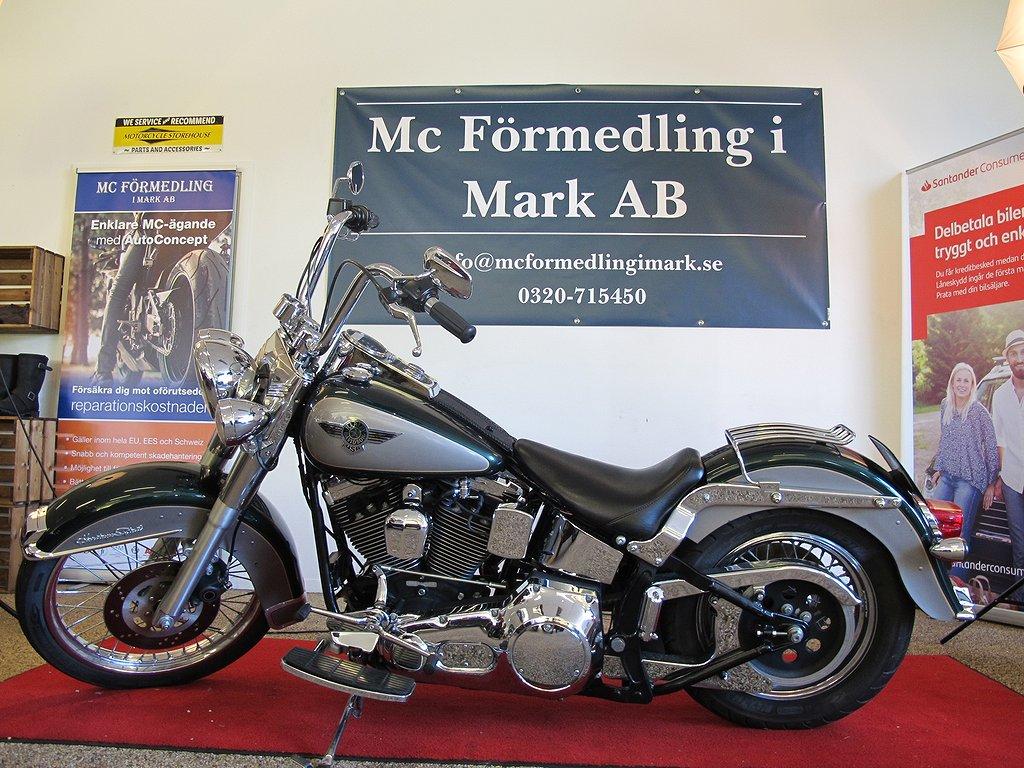 Harley-Davidson FLSTN Softail Deluxe EVO
