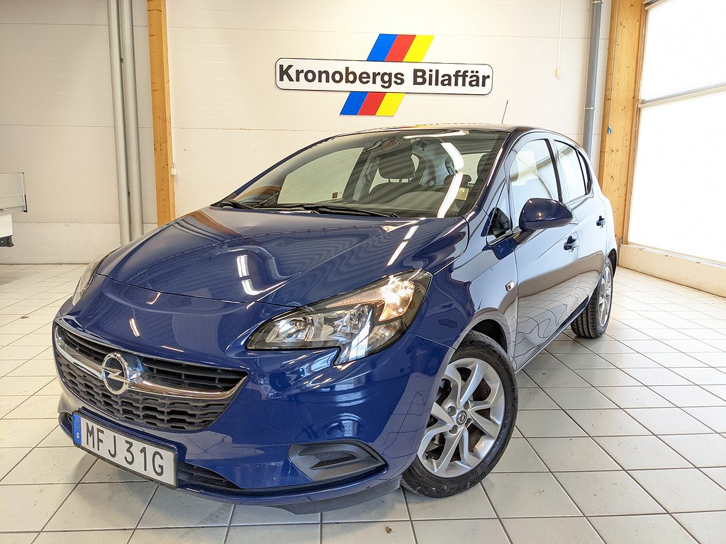 Opel Corsa Enjoy Plus 1.4 Automat 90hk
