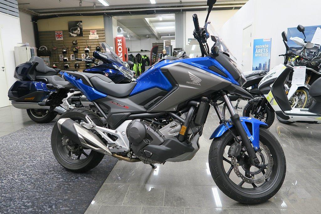 Honda NC 750 XD DCT -19 ABS