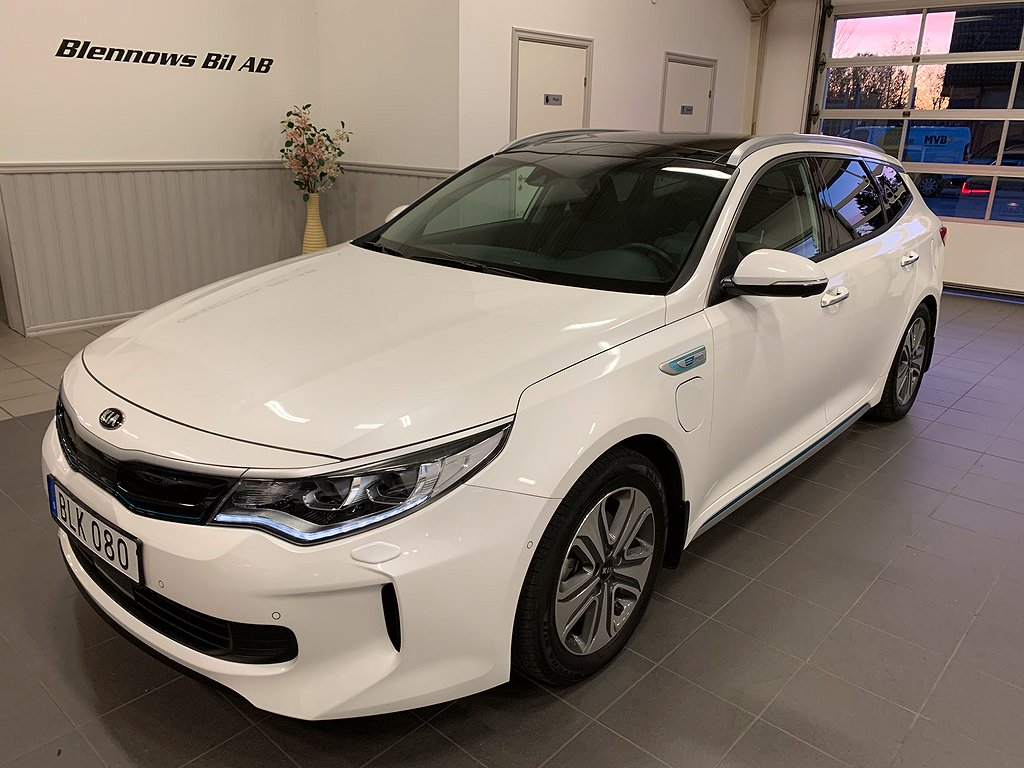 Kia Optima SW PHEV Advance plus2 / Drag