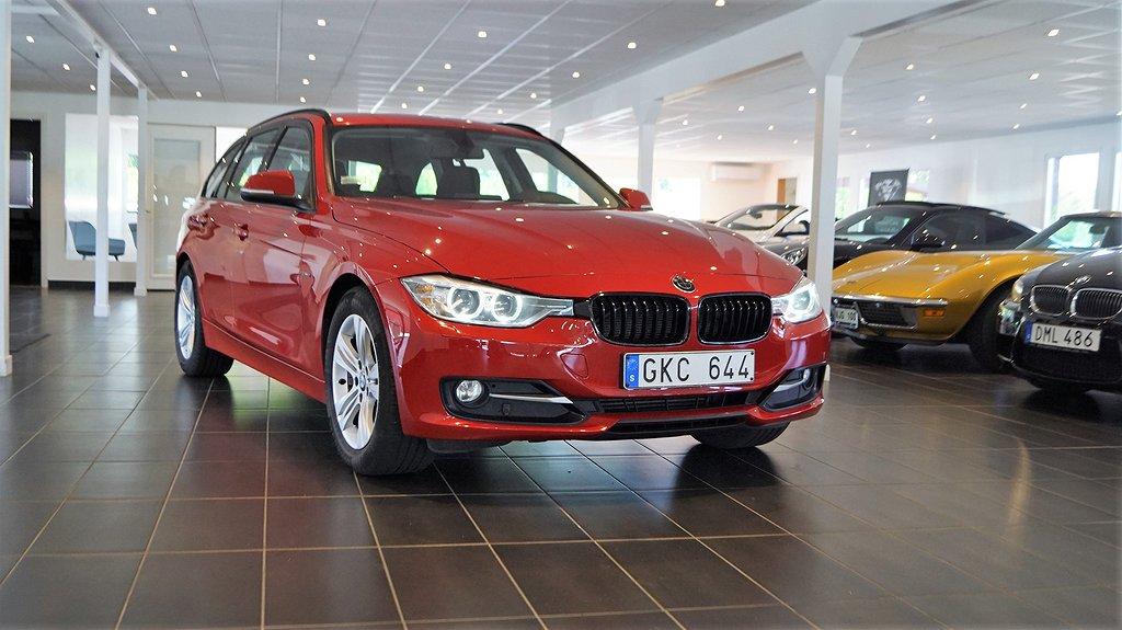 BMW 320 d Touring Sport line Auto Drag