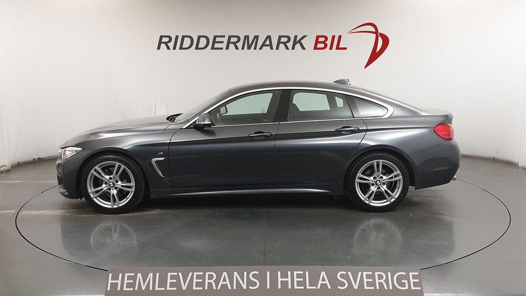 BMW 428i Gran Coupé, F36 (245hk)