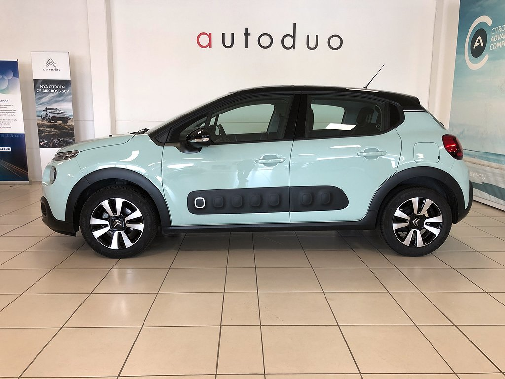 Citroën C3 1.2 PureTech82 FEEL