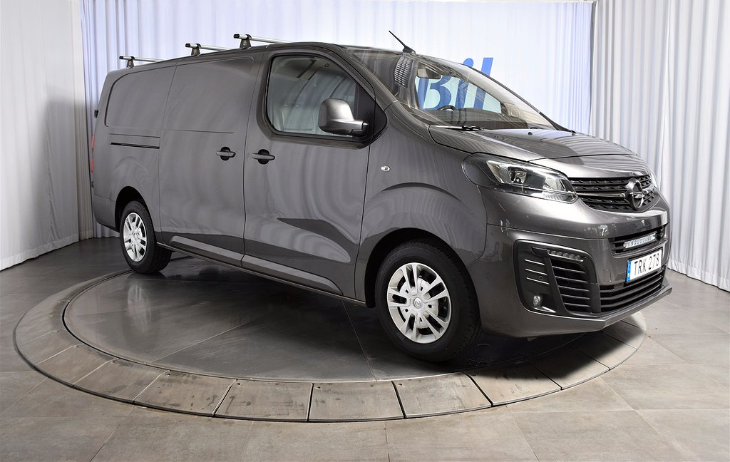 Opel Vivaro L3H1 / Launch Edition / Manuell