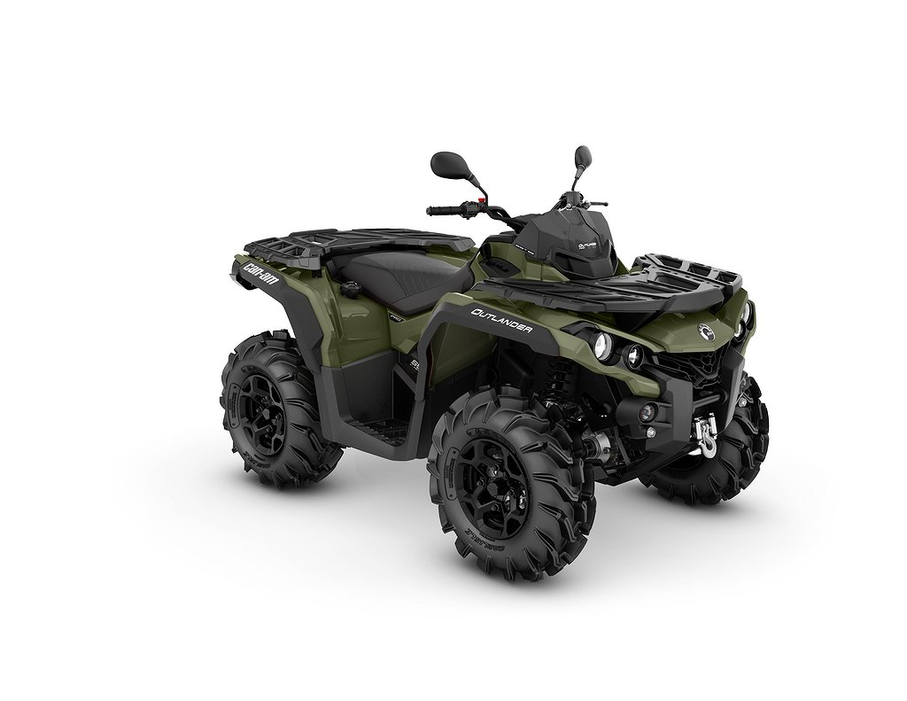 Can-Am Outlander Pro+ 570 T3B Kampanj