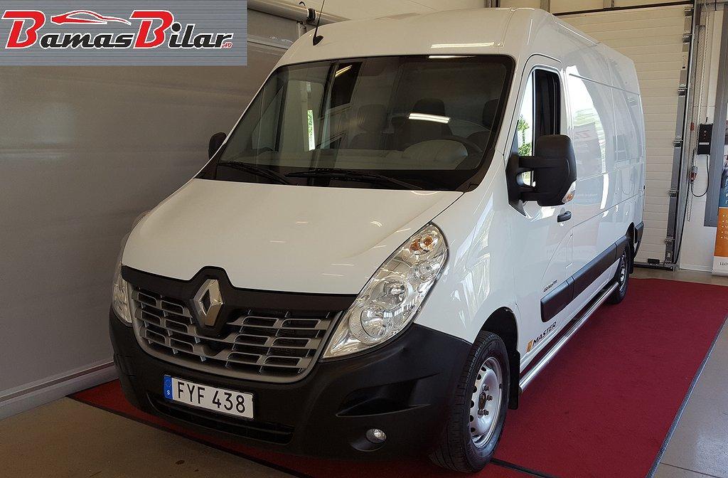 Renault Master 2.3 dCi 135hk L2H2 Drag Byte